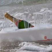 Ice Glam Vassoio galleggiante