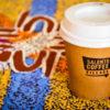 Bicchieri in carta per caffè da asporto