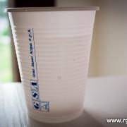 Bicchieri acqua monouso personalizzati