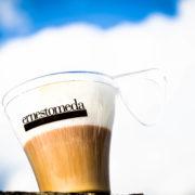Tazzine da caffè monouso stampate