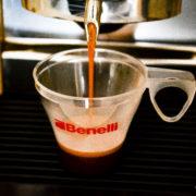 TAZZINE DA CAFFE' MONOUSO CON LOGO