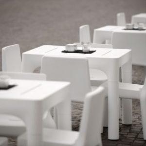Seduta tavolo polietilene lecce