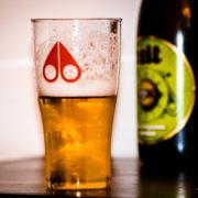 bicchiere birra in plastica riutilizzabile