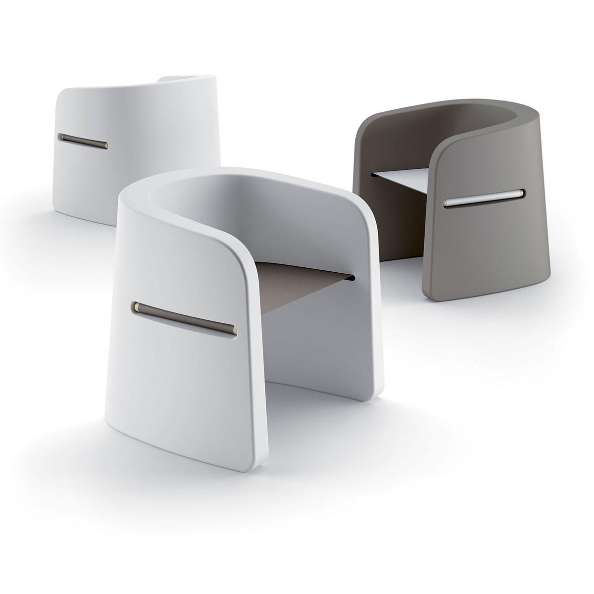 sedute in polietilene design