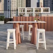 Bancone Bar modulare in polietilene FROZEN