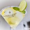 Bicchiere coppa martini in plastica riutilizzabile