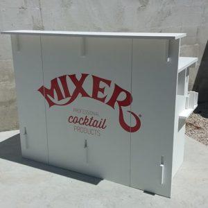 Bancone bar personalizzato