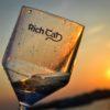 Coppa vino in policarbonato