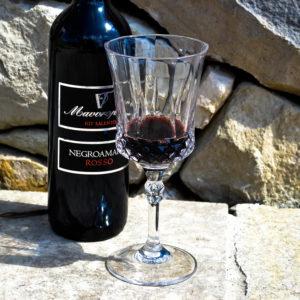 calici vino in policarbonato riutilizzabili modello vintage